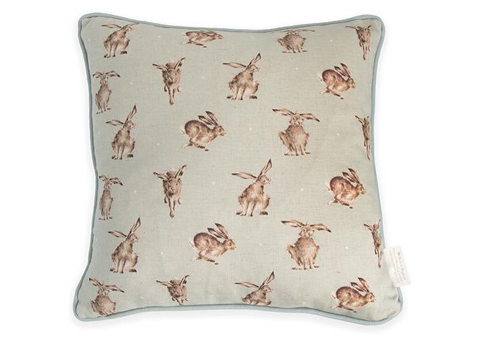Wrendale Hare Cushion - 2