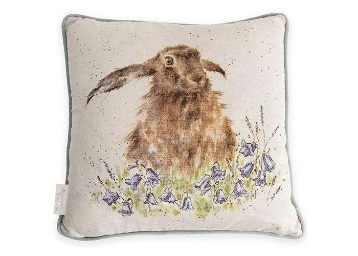 Wrendale Hare Cushion - 1