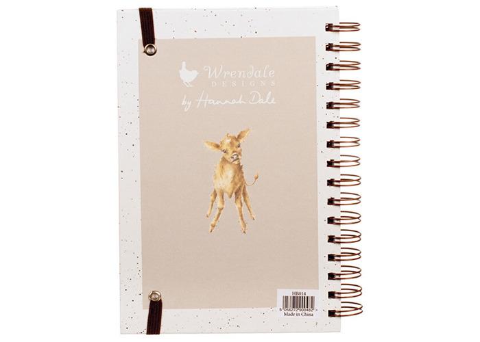 Wrendale Mooo Spiral Bound Notebook - 2