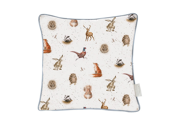 Wrendale The Acrobat Squirrel Cushion - 2