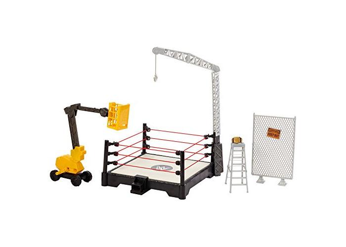 WWE FXG08 Sound Slammers Destruction Zone Playset, Multi-Colour - 2