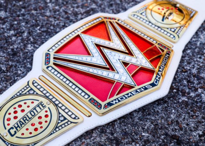 WWE Raw Womens Replica Belt  - 1