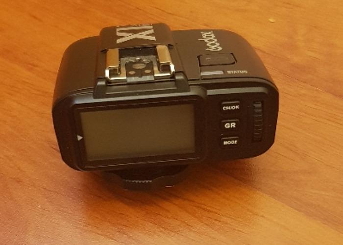 X1-TN 2.4G Nikon Godox transmitter  - 2