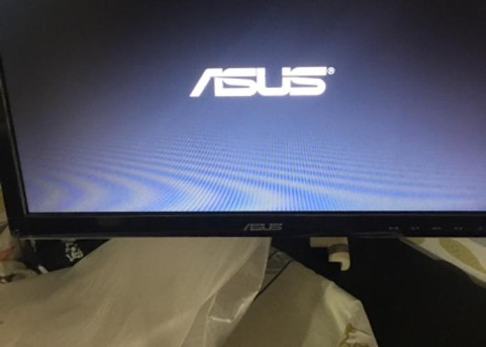 X2 computer screens  - 1