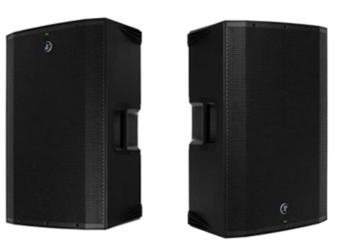 x2 PA Speakers (2000W) / System / Soundsytem - 1