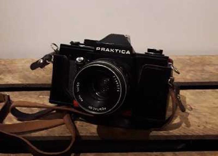 x2 Vintage SLR Cameras  - 2