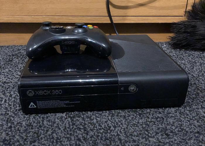 Xbox 360 Black  - 2