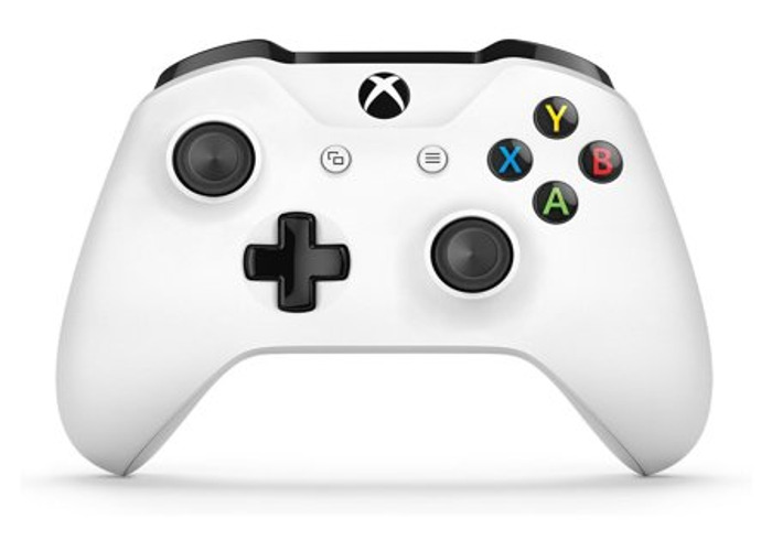 Microsoft Xbox One S - 1 TB - Robot White - 2