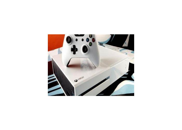 XBOX One S White - 1