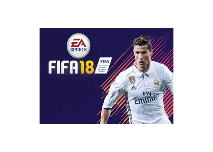 Xbox One with fifa 18, gta v, wwe 2k19 - 1