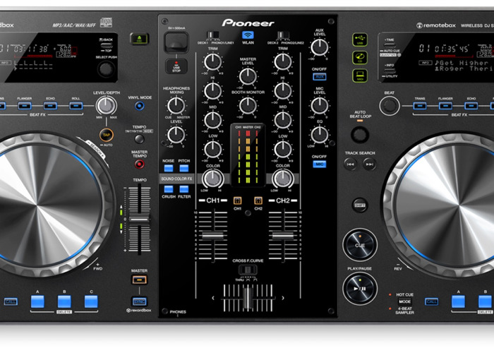 Xdj R1 all-in-one with aux cable - 2