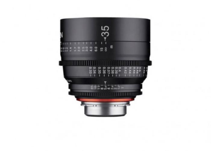 Xeen  Cinemaa Lens 35mm T1.5 EF Prime - 1