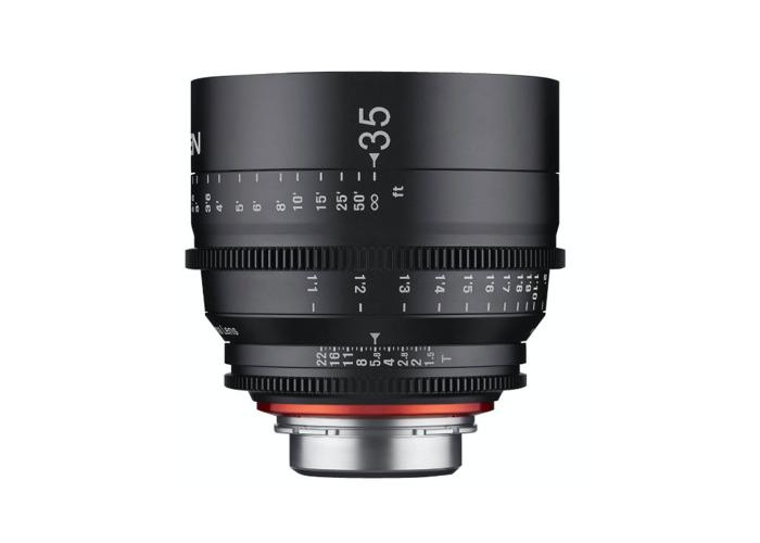 Xeen 35mm T1.5 Cinema Len - 1