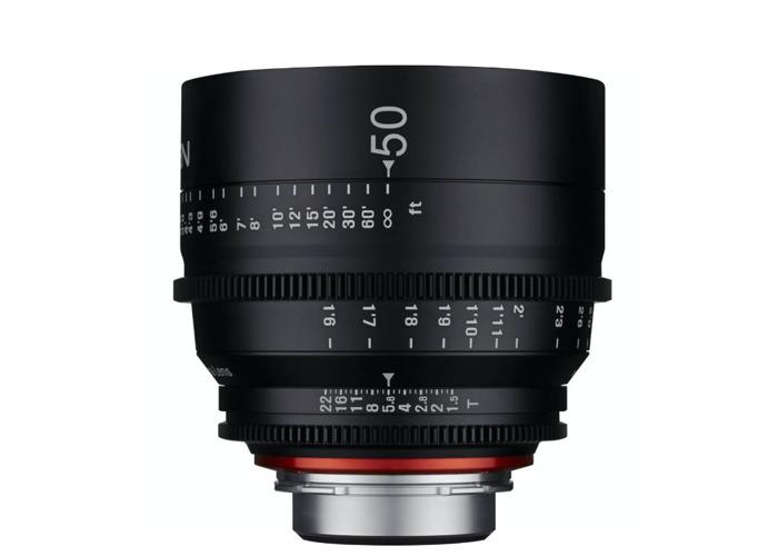 Xeen 50mm T1.5 Cinema Prime Lens  - 1