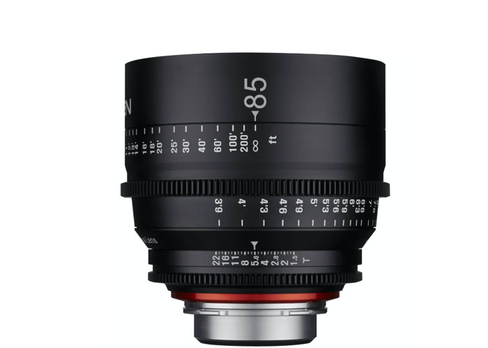 Xeen 85mm T1.5 Cinema Lens EF - 1