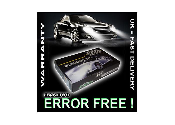 XENON HID CONVERSION KIT H7/H7R For Ford MONDEO MK4 07+ - 1