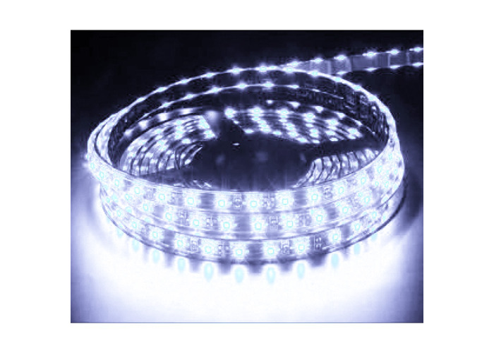 Xenon White 12V 2M 120 Smd LED Strip Light Lamp Replacement Spare Part - 1