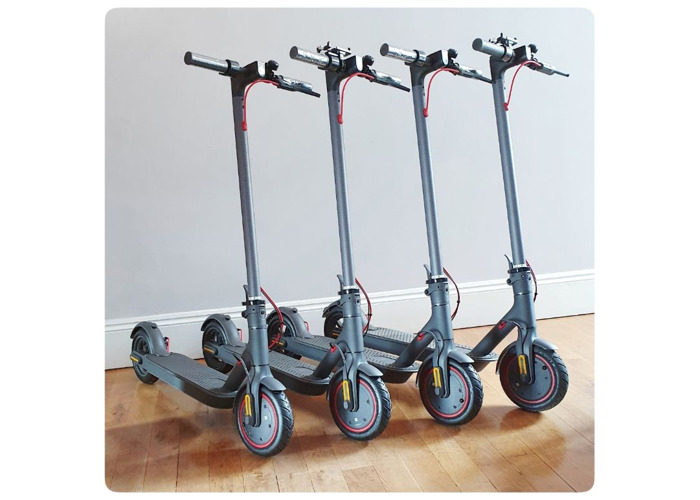 Electric Scooters 4x Xiaomi M365 PRO - 1