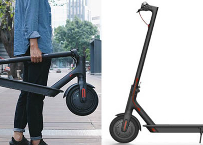 Xiaomi M365 Folding Electric Scooter - 2