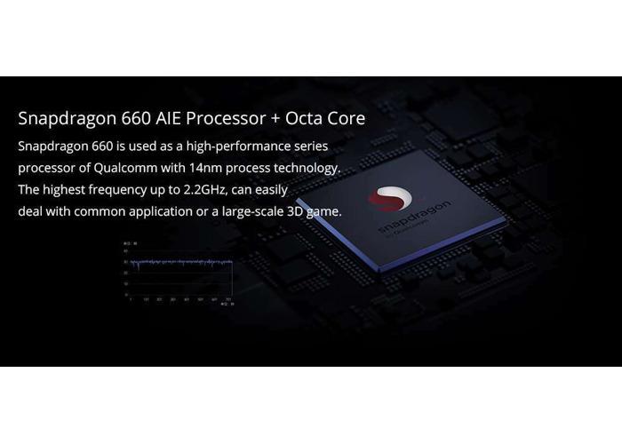 "Xiaomi Mi Pad 4 PLUS LTE 10.1"" Snapdragon 660 2.2GHz 64GB + 4GB RAM WFI + SIM - 2"