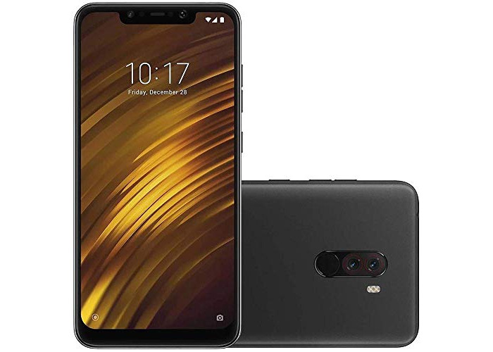 Xiaomi Pocophone F1 Dual SIM 128GB 6GB RAM Black - 1