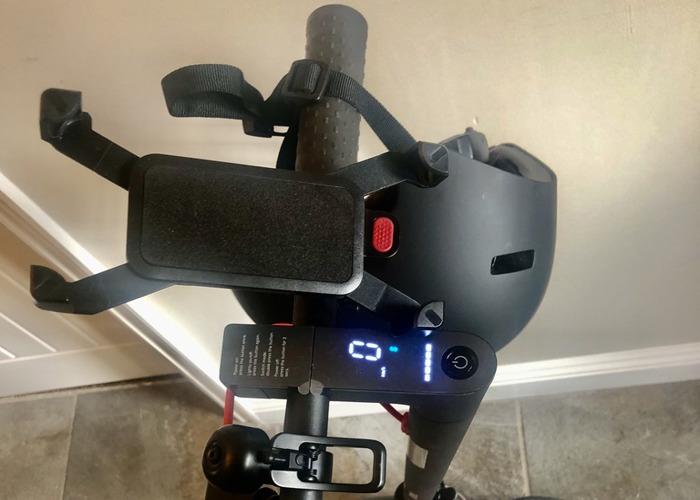 Xioami 365 Pro Electric Scooter - Black - 2