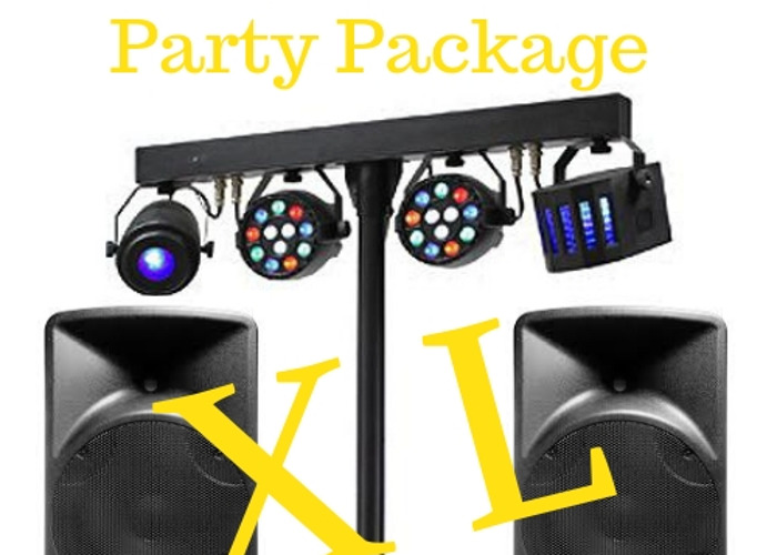 XL ALL IN ONE PARTY PACKAGE  - 1