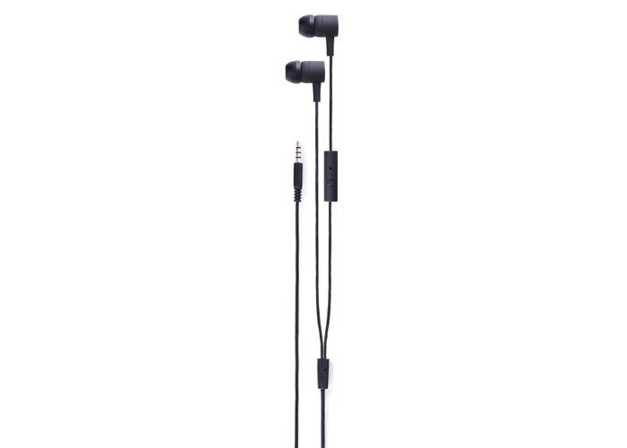 Xqisit iE H20 Headset - Black - 2