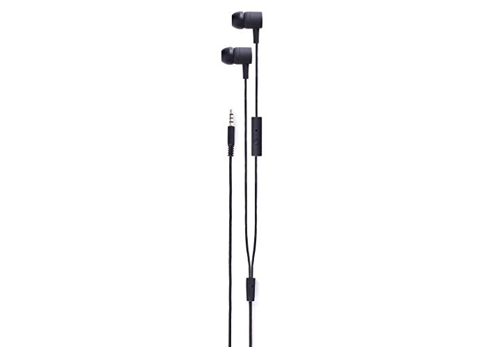 Xqisit iE H20 Headset - Black - 1