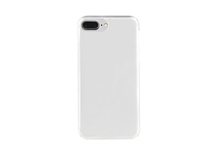 Xqisit iPlate Glossy 26499Protective Case For Apple iPhone 7Plus Transparency - 1