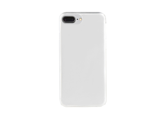 Xqisit iPlate Glossy 26499Protective Case For Apple iPhone 7Plus Transparency - 2