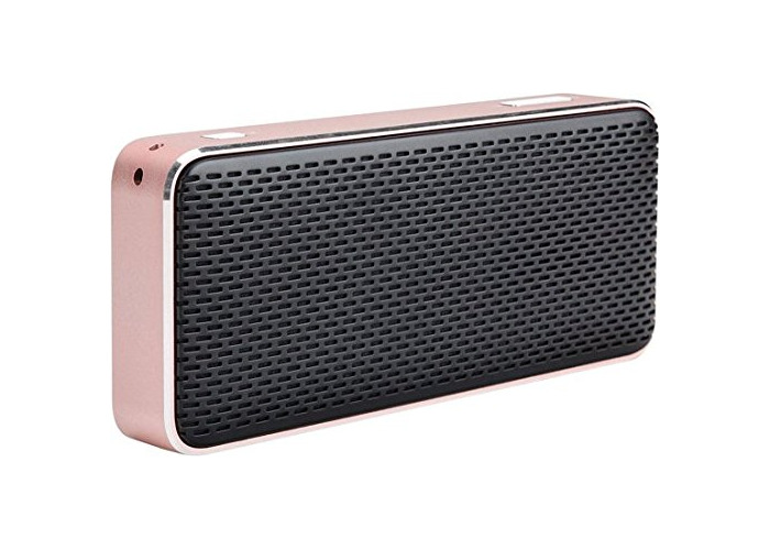 Xqisit XQ S25 Premium Bluetooth Speaker with NFC - Rose Gold - 1
