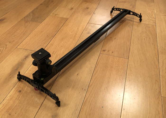 XSOURCE Slider 80cm + ball head - 1