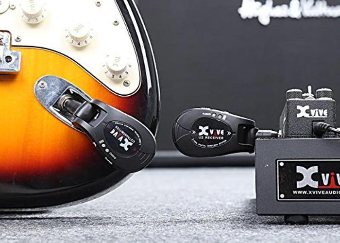 Xvive XU2 Wireless Instrument System - 2