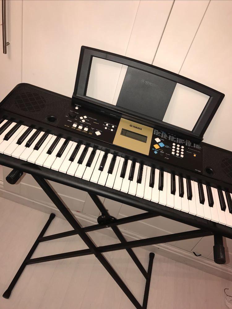 Yahama Keyboard  - 2