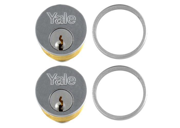 YALE 1133 Screw-In Cylinder - SC KD  - KA Pair - 1