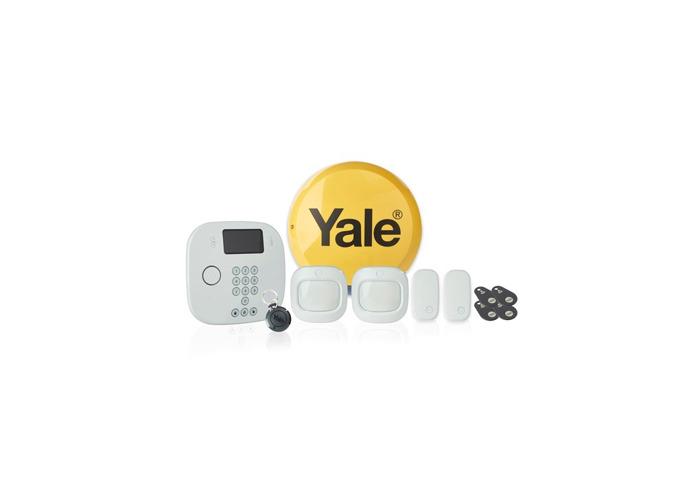 Yale Wireless Intruder Alarm Plus Kit IA-230 - 1