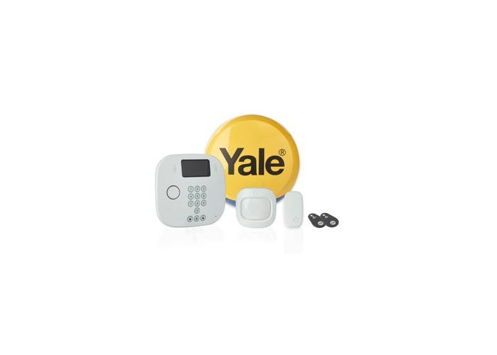 Yale Wireless Intruder Alarm Starter Kit IA-210 - 1