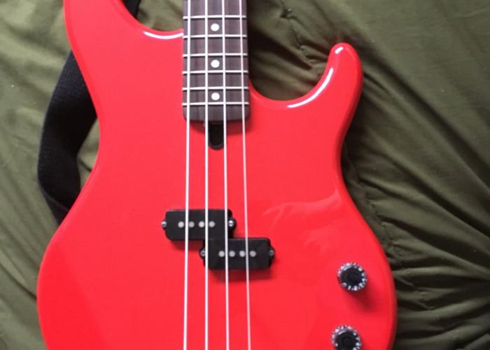Yamaha BB200 Electric Bass- Cherry Red - 2