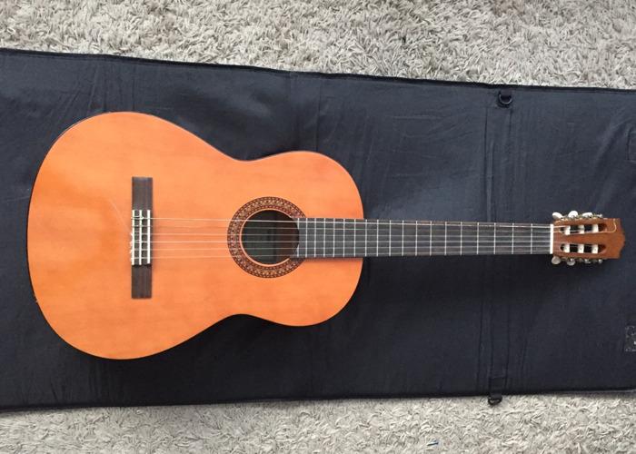 Yamaha classic guitar - 1