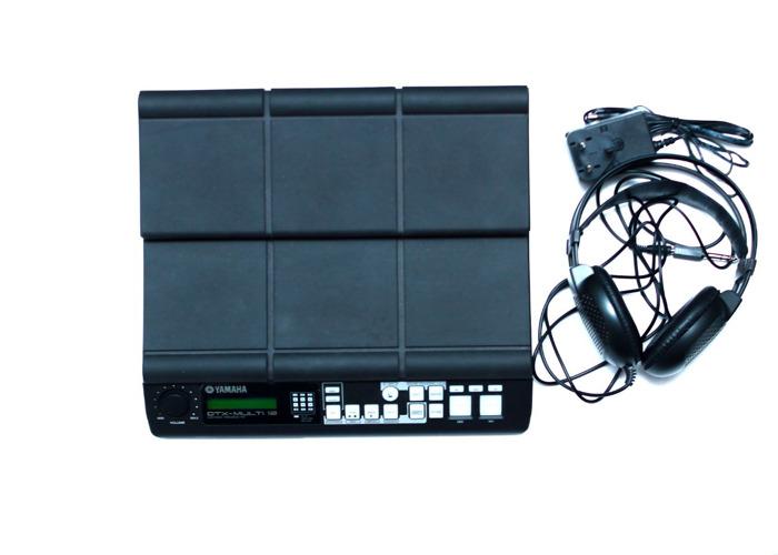 Yamaha DTX M12 DRUM  Multipad - 1