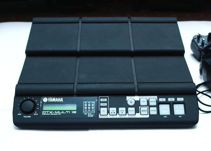 Yamaha DTX M12 DRUM  Multipad - 2