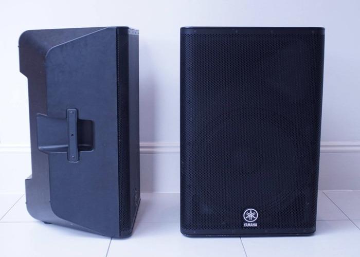 Yamaha DXR 15 PA System Speakers - 1