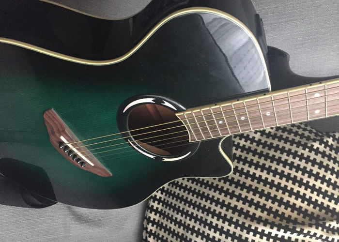 Yamaha Acoustic Guitar - 2
