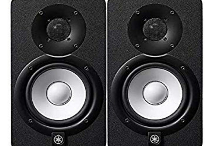 Yamaha hs5 monitor speakers ( pair ) - 2