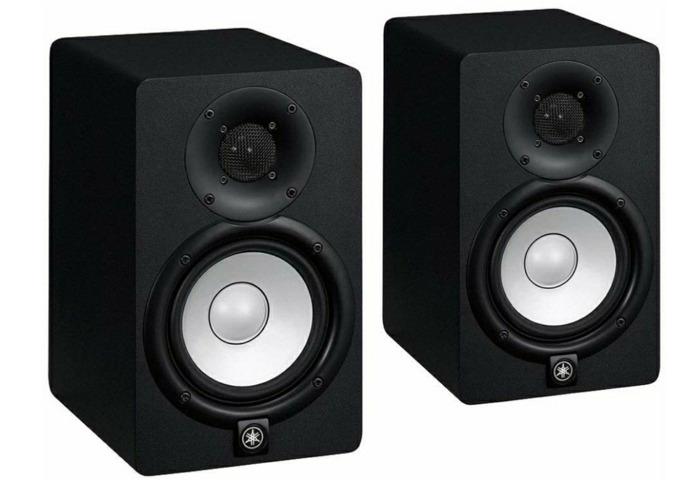 Yamaha hs5 monitor speakers ( pair ) - 1