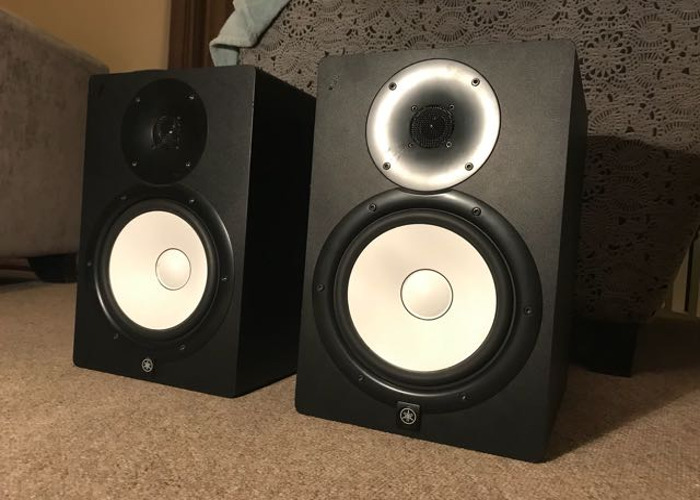 Yamaha HS8 Studio Monitors - 1