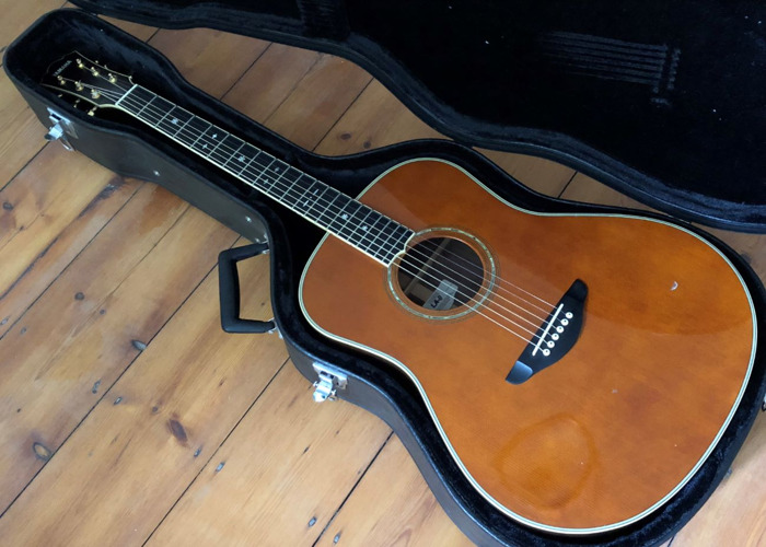 Yamaha LA-8 1997 Custom Shop Acoustic Guitar - 1