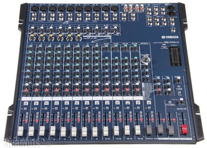 Yamaha MG 16 6 CX - Mixer - 1