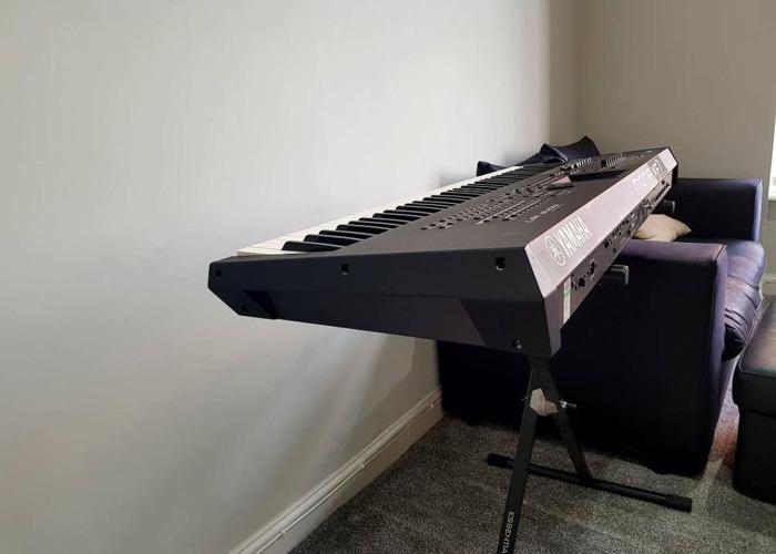 Yamaha Motif XF7 - 2
